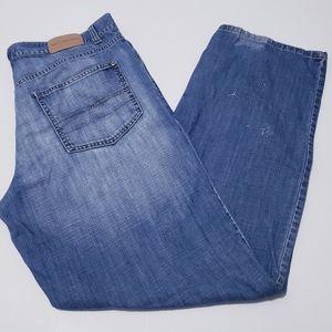 CALVIN KLEIN JEANS Mens Size 34×32 Blue Denim
